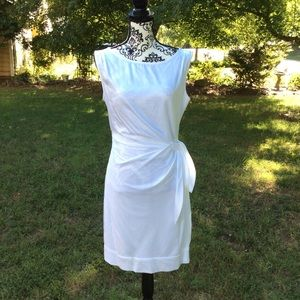 Diane Von Furstenberg New Della White Dress 6
